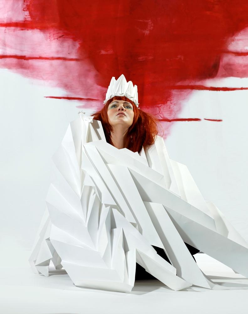 Papier Menstrua, 2013, Digital Stills